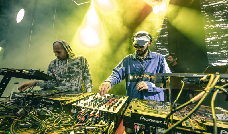 Aquasella Festival ‒ The Martinez Brothers
