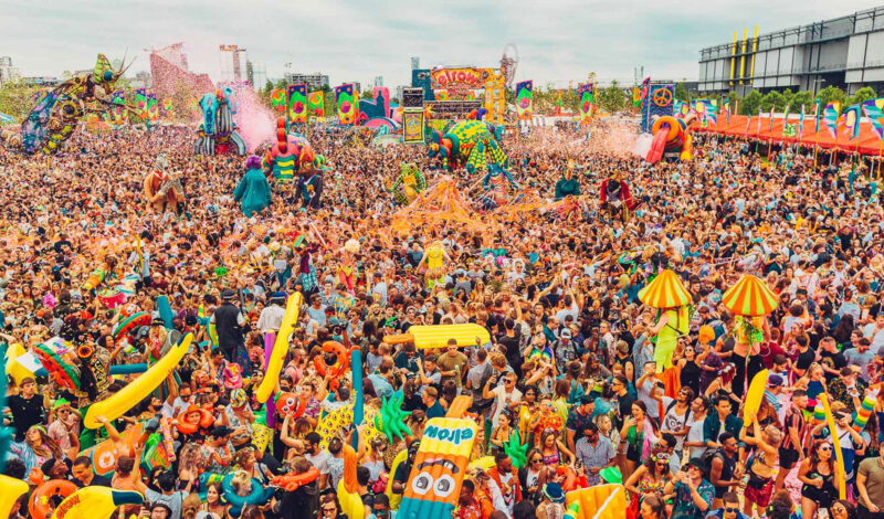 elrow ‒ Open air
