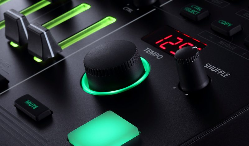 tv2beat's audiovisual production for Roland